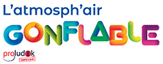 L'atmosph'air gonflable Logo